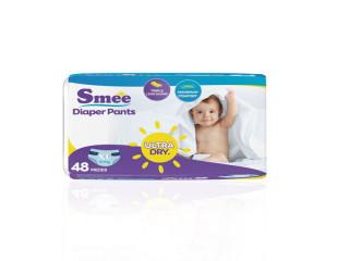 Tã Giấy Trẻ Em Smee Cỡ XL - 48 (Bé Từ 12-17Kg)